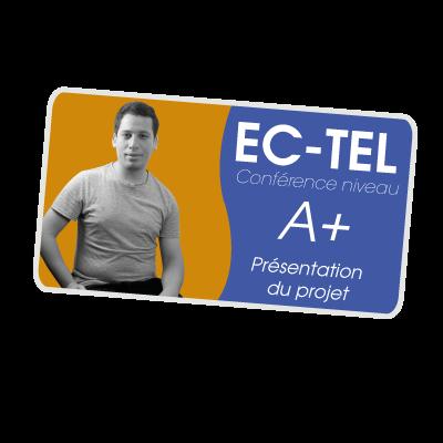 Logo ECTEL-2018